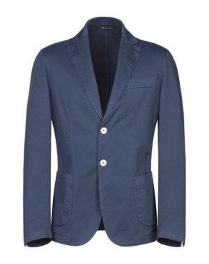 Пиджак RIVIERA Milano. Цвет: темно-синий