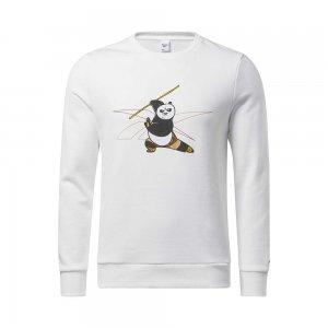 X Kung-Fu Panda Crew Reebok Classic. Цвет: белый