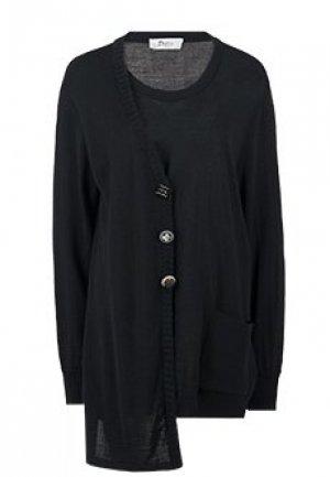 Пуловер MARIA GRAZIA SEVERI. Цвет: черный