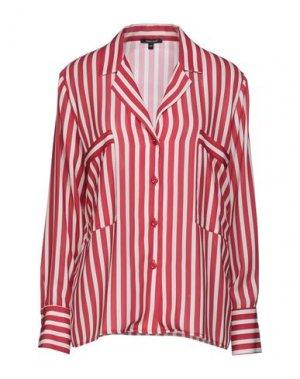 Pубашка DENNY ROSE. Цвет: красный