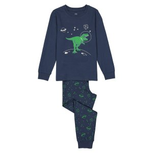 Пижама La Redoute. Цвет: синий