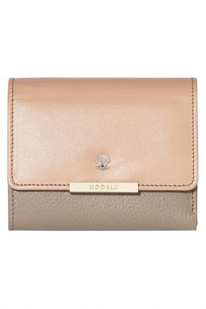 Wallet Modalu. Цвет: beige, pink