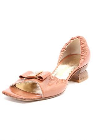 Туфли Giada Gabrielli. Цвет: коричневый