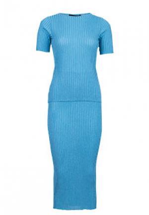 Комплект ALTER EGO. Цвет: голубой