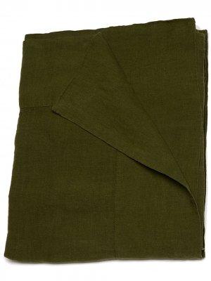 Скатерть среднего размера Once Milano. Цвет: зеленый