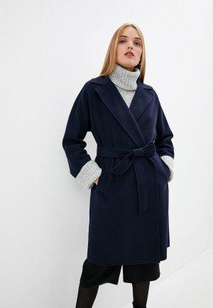 Пальто Weekend Max Mara. Цвет: синий