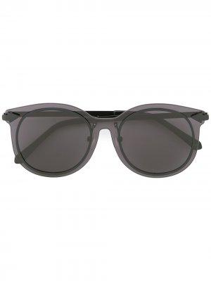 Солнцезащитные очки Mrs Brill Karen Walker. Цвет: черный