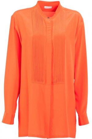 Блузка Dries Van Noten. Цвет: оранжевый