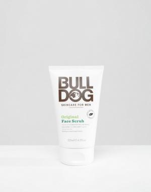 Скраб для лица 125 мл-Бесцветный Bulldog