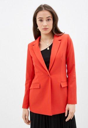 Пиджак Vilatte. Цвет: красный
