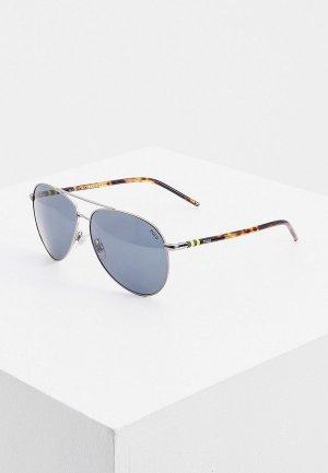 Очки солнцезащитные Polo Ralph Lauren PH3131 900287. Цвет: серебряный