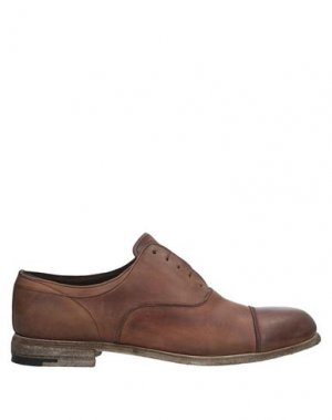 Обувь на шнурках PREMIATA. Цвет: коричневый