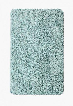 Коврик для ванной Fixsen LIDO. Цвет: бирюзовый