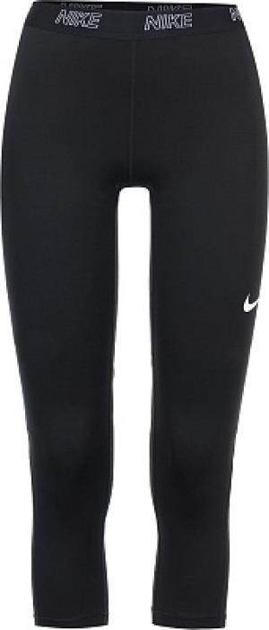 Бриджи женские Victory, размер 40-42 Nike. Цвет: черный