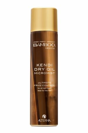 Сухое масло-спрей для тонких волос Bamboo Smooth Kendi Dry Oil Mist 170ml Alterna. Цвет: multicolor