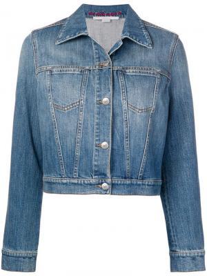Укороченная джинсовая куртка Stella McCartney