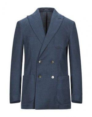 Пиджак ROYAL ROW. Цвет: синий