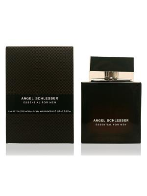Essential men, Туалетная вода, 100 мл Angel Schlesser. Цвет: темно-коричневый
