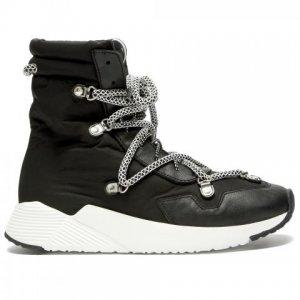 Ботинки MYGREY. Цвет: чёрный
