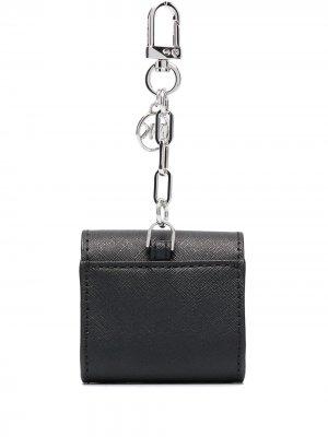 Подвеска-клатч Michael Kors. Цвет: черный