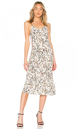 Платье astrid Rag & Bone. Цвет: белый