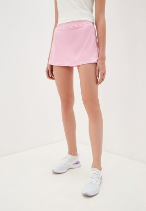 Юбка Nike W NKCT DRY SKIRT STR. Цвет: розовый