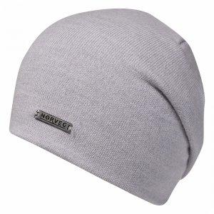 Merino Wool Beanie Norveg. Цвет: серый