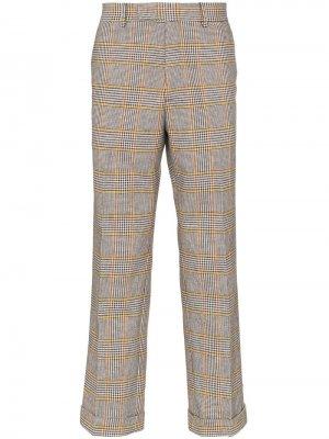 Классические брюки в клетку Gucci