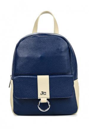 Рюкзак Jacky&Celine. Цвет: синий
