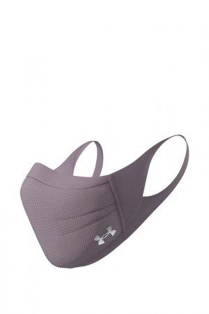 Маска лицевая Ua Sportsmask Under Armour. Цвет: серый