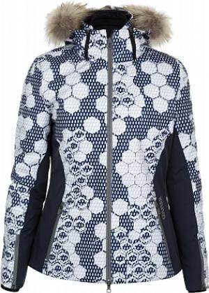 Куртка утепленная женская Engadina, размер 48 Colmar. Цвет: черный