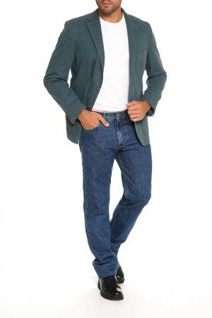 Пиджак Pierre Cardin. Цвет: синий, зеленый
