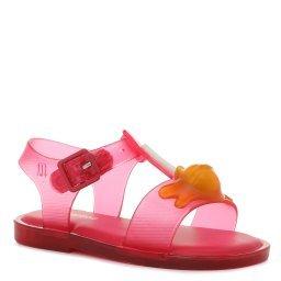 Сандалии 32451 красно-розовый MINI MELISSA