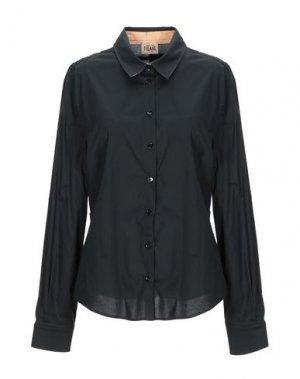 Pубашка ALVIERO MARTINI 1a CLASSE. Цвет: черный