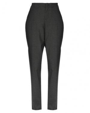 Повседневные брюки FUEGO WOMAN. Цвет: черный