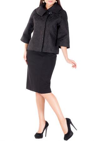 Комплект: жакет, платье Sonett. Цвет: черный