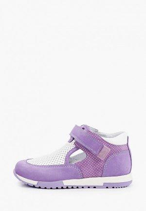 Туфли Elegami. Цвет: фиолетовый