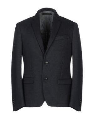 Пиджак BAD SPIRIT. Цвет: темно-синий