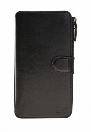 Чехол для iPhone Bouletta 7/8 Plus Zip Magic. Цвет: черный