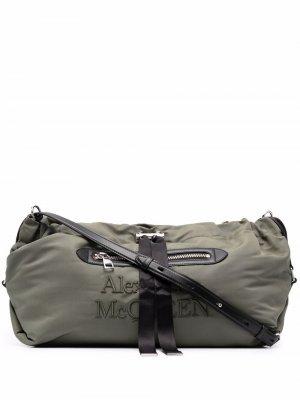Сумка на плечо Bundle Alexander McQueen. Цвет: зеленый