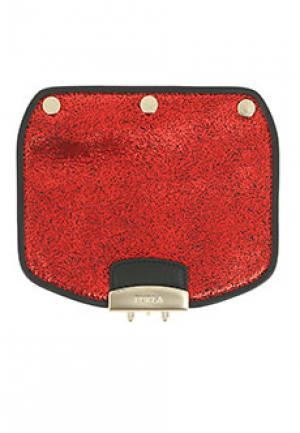 Дополнительная крышка FURLA. Цвет: бордовый
