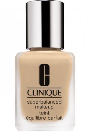Тональный крем для комбинированной кожи Superbalanced, оттенок 33 Clinique. Цвет: бесцветный