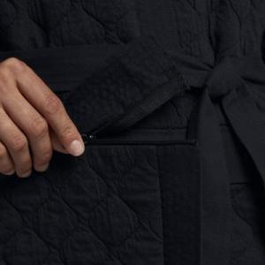 Женский флисовый кардиган Hurley Hollowknit Wrap Nike