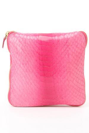 Сумка AVEC MODERATION. Цвет: розовый