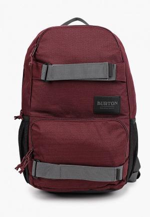 Рюкзак Burton TREBLE YELL. Цвет: бордовый