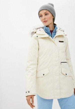 Куртка утепленная Columbia Suttle Mountain™ Insulated Jacket. Цвет: бежевый