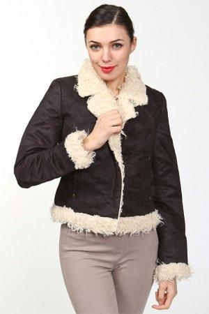 Куртка Fornarina. Цвет: черный