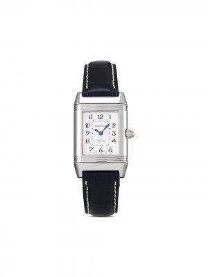 Наручные часы Reverso pre-owned 33 мм 2003-го года Jaeger-LeCoultre. Цвет: серебристый