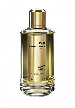 Парфюмерная вода Mancera WAVE MUSK 60 мл. Цвет: прозрачный