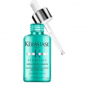 Сыворотка для восстановления поврежденных волос Extentioniste Kerastase. Цвет: бесцветный